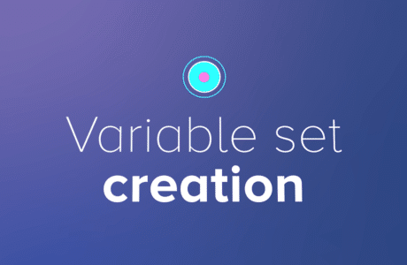 Variable set creation