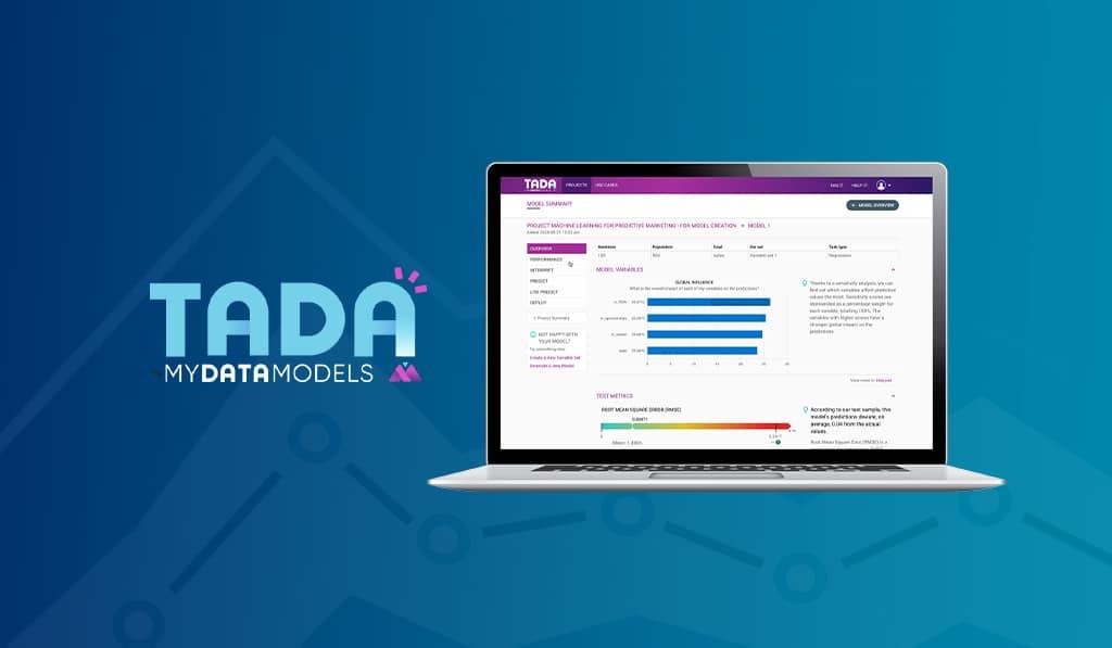 TADA sensitivity analysis features
