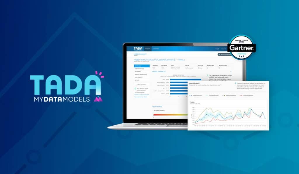 TADA augmented Analytics Software